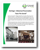Heritage — Historical Preservation (Save The Grand)